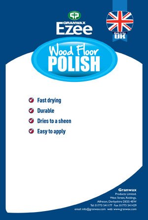 Ezee Wood Floor Acrylic Polish